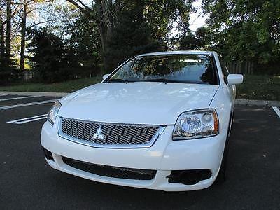 Mitsubishi : Galant FE 2012 mitsubishi galant fe 1 ownr 4 dr 59 k 2.4 l i 4 mpi auto all pwr clean pa title