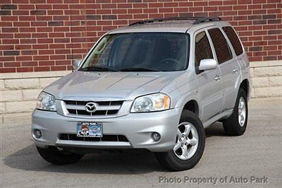 Mazda : Tribute 3.0L Automatic s 06 tribute s leather power seats cd player finance roof rack ford escape clean