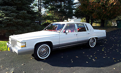 cadillac fleetwood brougham 1991 cars for sale rh smartmotorguide com 1991 Cadillac Brougham Parts 1991 Cadillac Brougham Craigslist