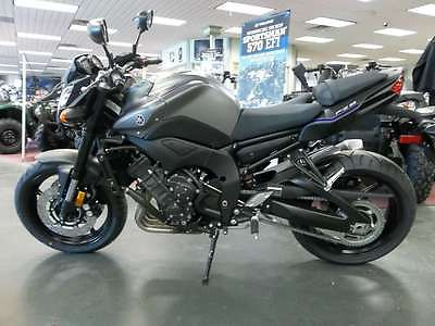 Yamaha : FZ 2013 fz 8 fz 8 sportbike gray new no fees sale motorcycle out the door