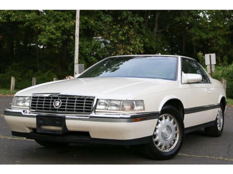 Cadillac : Eldorado 2DR COUPE 1993 cadillac eldorado coupe v 8 rare super 40 k super low miles clean garaged