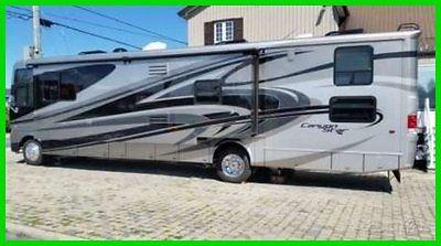2014 Newmar Gasoline 40' Class A TOY HAULER W/ Warranty Sleeps 10 LOW MILES