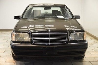 Mercedes-Benz : S-Class s500 1998 mercedes benz s 500 low miles chrome warranty