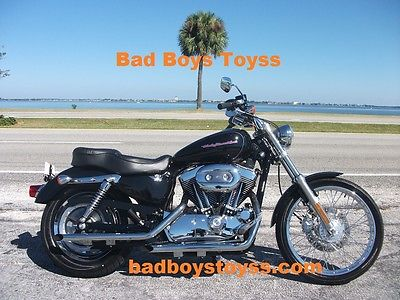 Harley-Davidson : Sportster REAL CLEAN DEPENDABLE WITH LOW  MILES