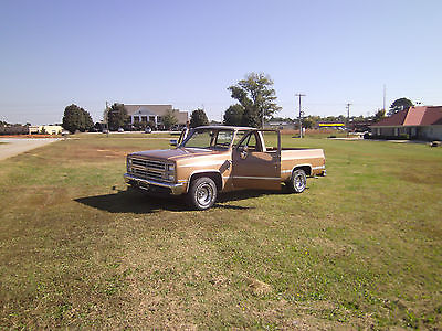 Chevrolet : Silverado 1500 Silverado 1986 chevrolet c 10 silverado 1500 with 63 000 miles it s only original once