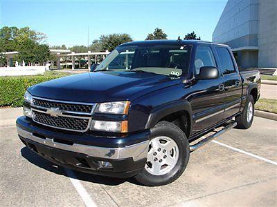 Chevrolet : Silverado 1500 Crew Cab 143.5