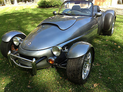 Other Makes : Panoz Roadster Tenth Anniversary Special Edition #2 of 10 Panoz Roadster Tenth Anniversary Special Edition #2 of 10
