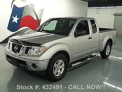 Nissan : Frontier WE FINANCE!! 2010 nissan frontier se king cab 6 speed side steps 55 k texas direct auto