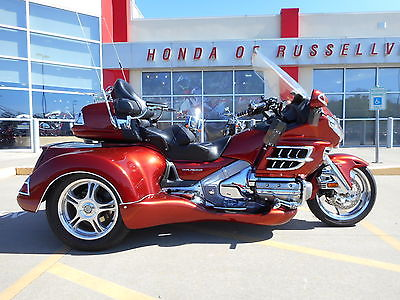 Honda : Gold Wing 2007 honda gl 1800 goldwing roadsmith trike