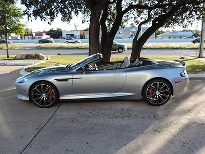 Aston Martin : DB9 One of one Limited Edition beauty!!
