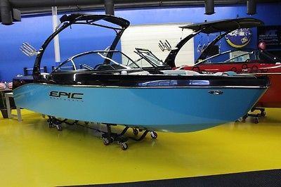 New 2014 Epic 23V Wake Boat