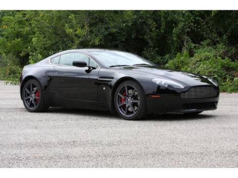Aston Martin : Vantage Base Hatchback 2-Door 2007 aston martin vantage v 8 onyx black black low mileage extremely nice