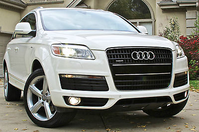2013 audi q7 wagon 4 door cars for sale. Black Bedroom Furniture Sets. Home Design Ideas