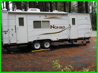 2007 Skyline Nomad 250LT 25' Travel Trailer 1 Slide Out 1 Awning CALIFORNIA