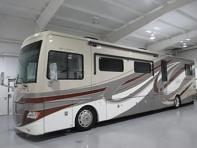 2013 Fleetwood Discovery 40X, Sleep Number Bed, 3rd Air conditioner, NEVER USED