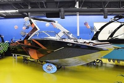 New 2015 Pavati AL-24 Wakeboard Boat LS3 Corvette Engine