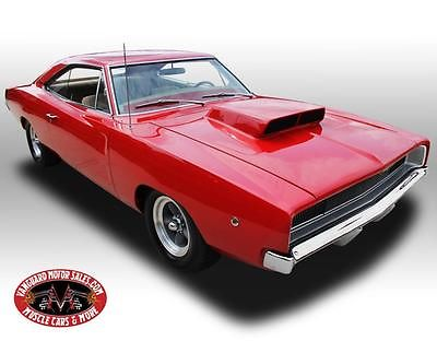 Dodge : Charger 68 dodge charger built 440 575 hp 727 trans gorgeous