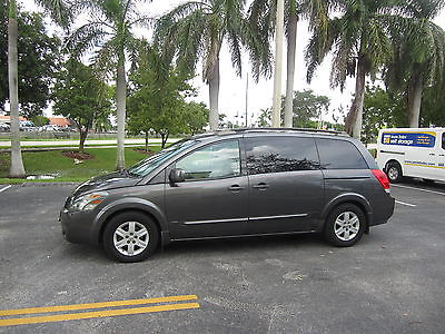 Nissan : Quest SL 2005 nissan quest loaded florida minivan buy now shipping available