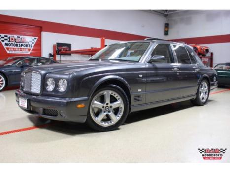 Bentley : Arnage T 2009 bentley arnage t 1 owner serviced sports combination 19 inch wheels rear cam