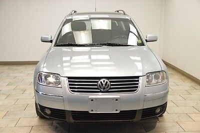 Volkswagen : Passat GLX 2001 passat wagon awd 4 motion leather v 6