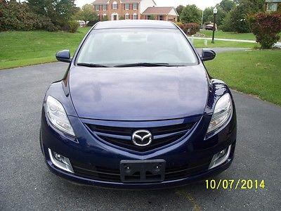 Mazda : Mazda6 2.4 L 2009 mazda 6 i with 27500 miles