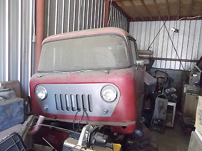Jeep : Other seats reupholstered 58 jeep fc 150 project