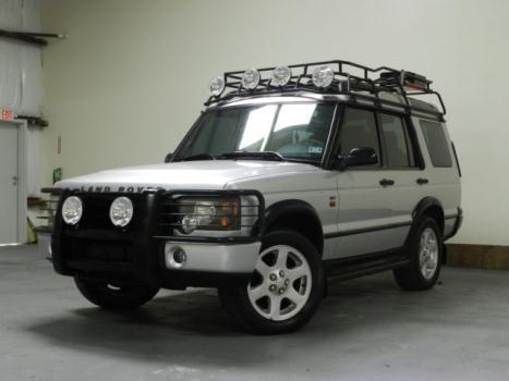 Land Rover : Discovery 4dr Wgn SE CUSTOM SAFARI LAND ROVER DISCOVERY FRONT GAURD ROOF RACK CUSTOM LIGHTS 3RD ROW