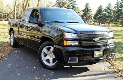 2005 chevrolet silverado ss cars for sale. Black Bedroom Furniture Sets. Home Design Ideas