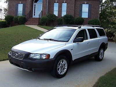 Volvo : XC70 XC - Cross Country     CLEAN ALABAMA RIDE