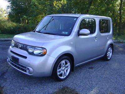 Nissan : Cube S Wagon 4-Door Nissan Cube 2009 ,46k miles,4cyl.,Auto, Alloy wheels, back up sensor,keyless go