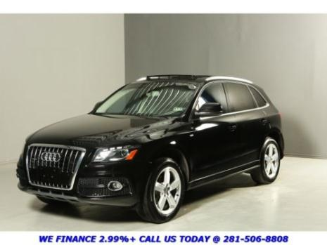 Audi : Q5 3.2 QUATTRO PREMIUM+ CLEAN AUTOCHECK NAV PANOROOF V6 HEATED LEATHER SEATS XENONS REARCAM S-LINE PKG !