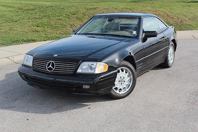 Mercedes-Benz : SL-Class SL500 1998 mercedes benz sl 500 2 dr roadster