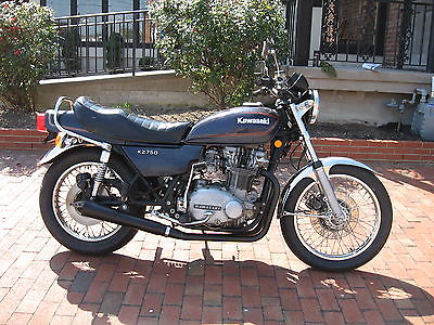 Kawasaki : Other Vintage 1979 Kawasaki KZ750 B4 Twin   Runs Great!! MUST SEE!!