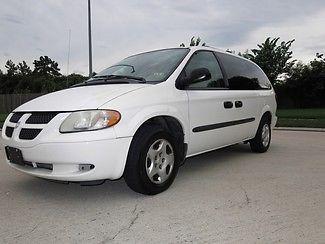 Dodge : Caravan 2003 dodge grand caravan se super cold a c