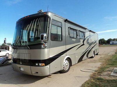 2004 Holiday Rambler® Endeavor 40DTS Class A 77212 Miles