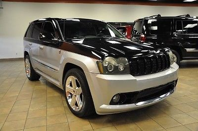 Jeep : Grand Cherokee SRT-8 2006 jeep srt 8