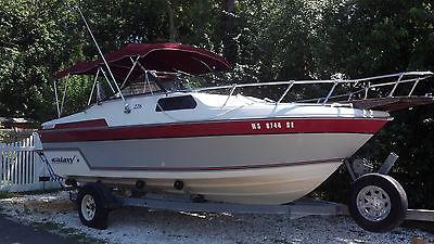 Boat - 23' Cuddy Cabin NICE Condition