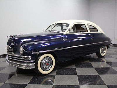 Packard : Club Coupe SOLID ORIGINAL, 288 STRAIGHT-8, ULTRAMATIC 2 SPEED AUTO, 12 VOLT CONVERSION