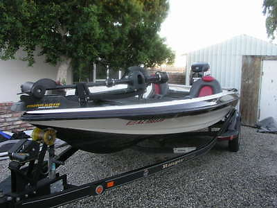 2007 RANGER COMMANCHE TE 519VX EVINRUDE 200HO TOURN READY SIDE IMAGING GRAPHICS