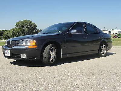 Lincoln : LS ltd edition 2000 lincoln ls base sedan 4 door 3.0 l