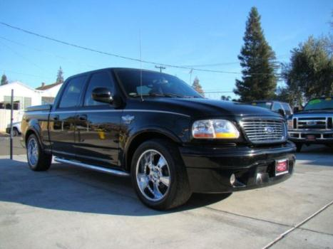Ford F  Supercharged Supercharged  Yr Anniversary Edition K Mi