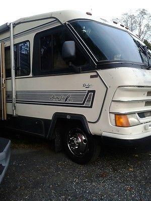 1989 Class A Motorhome Rvs For Sale