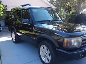 Land Rover : Discovery SE II NEW ENGINE Certifiable Documents Available  Interior is like new