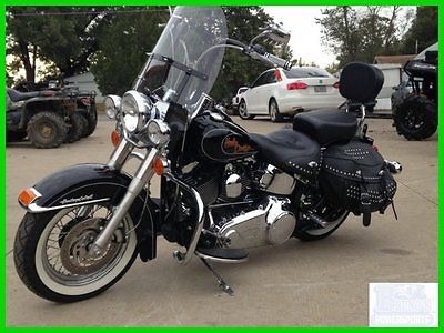 Harley-Davidson : Softail 2009 harley davidson heritage softail loaded free ship