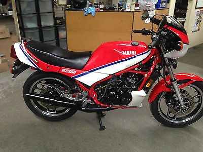 Yamaha : Other YAMAHA RZ350 1983 - full original with 13700 Miles
