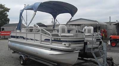 2008 Leisure Navigator 2023 Pontoon Boat
