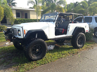 Jeep : Commando JEEP COMMANDO 1973 jeep commando lifted beast must see