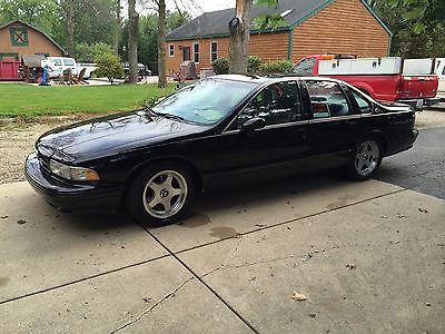 Chevrolet : Impala None 1994 chevy ss impala