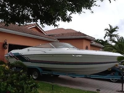 Formula Boat 252 SS