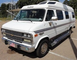 1995 Roadtrek Popular 210 PATIO AWNING Ice Cold Air FULL RV EQUIPMENT Loaded Up